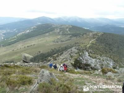 La Peñota y Peña del Arcipreste;senderismo cerca de madrid;clubs de senderismo en madrid
